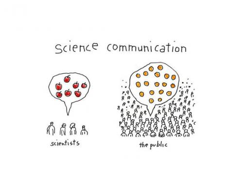 Как перестать бояться науки и научить этому других