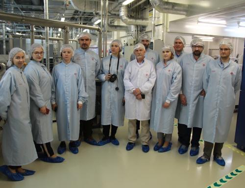 Участники III Форума научных коммуникаторов России приняли участие в пресс-туре в НТЦ тонкопленочных технологий в энергетике