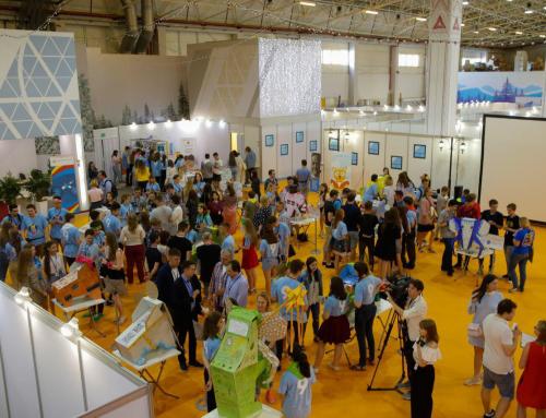 Научная коммуникация на летней школе «Наноград»